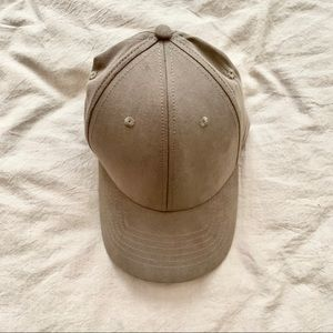 Soft Beige Cap
